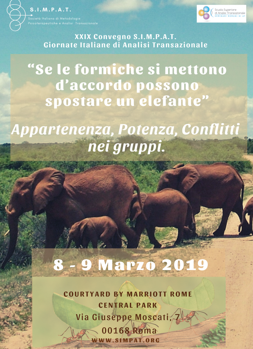 3_Elefanti Locandina Convegno Gruppi